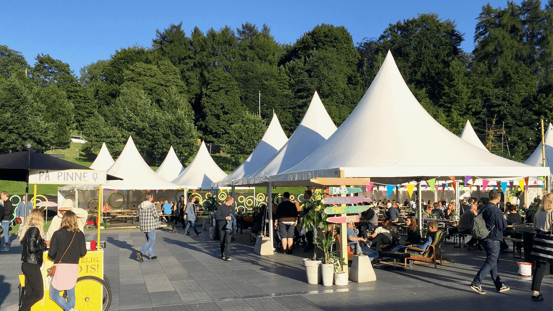 O B Wiik » Tents