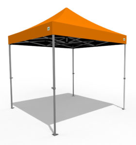 obwiik wiikhall treadesperson tent orange